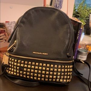 MICHEAL KORS small backpack!